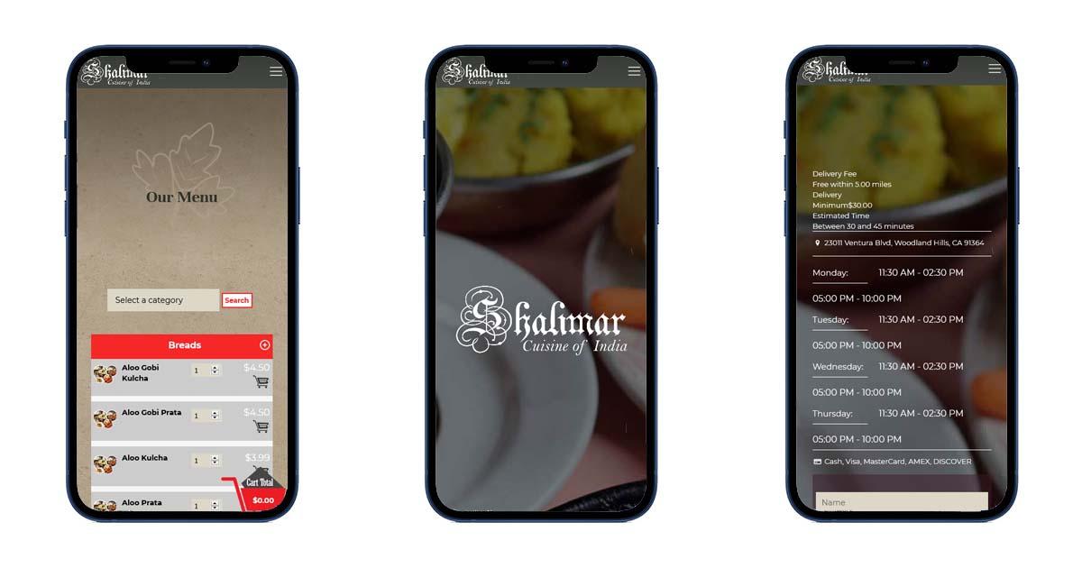 shalimar 2 mobile