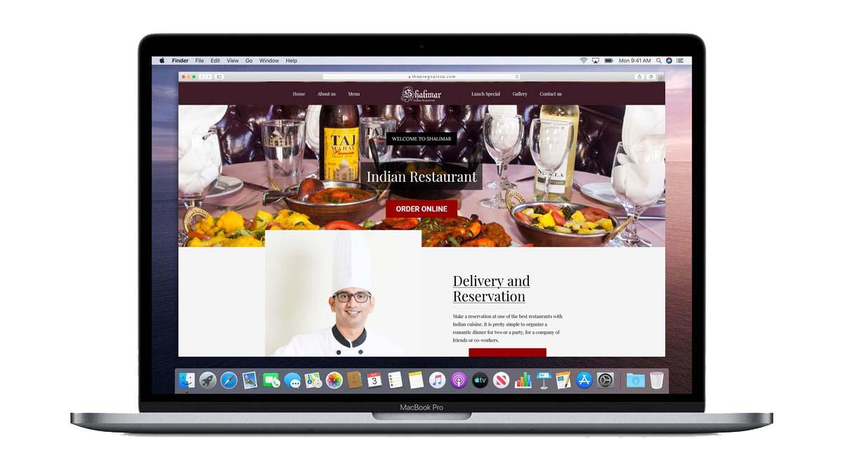 shalimar desktop